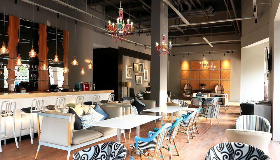 Delonix Hotel Karawang - Restaurant - Miami Cafe