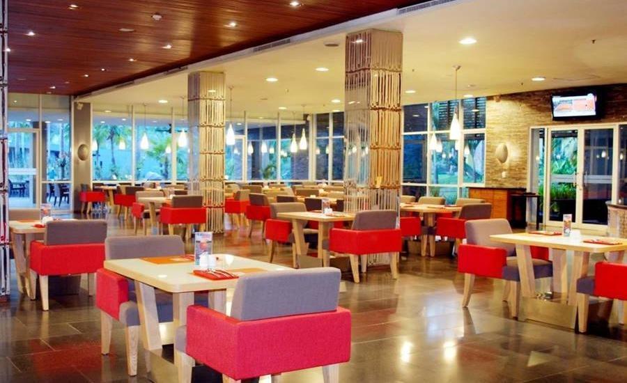 Novotel Palembang Hotel & Residence Palembang - Restoran