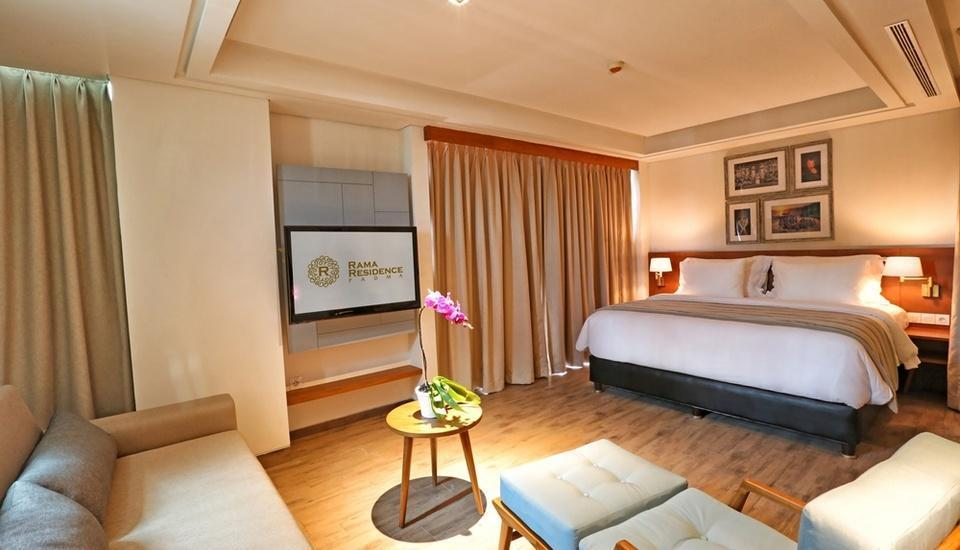Rama Residence Padma Bali - Family Suite Flash Deal