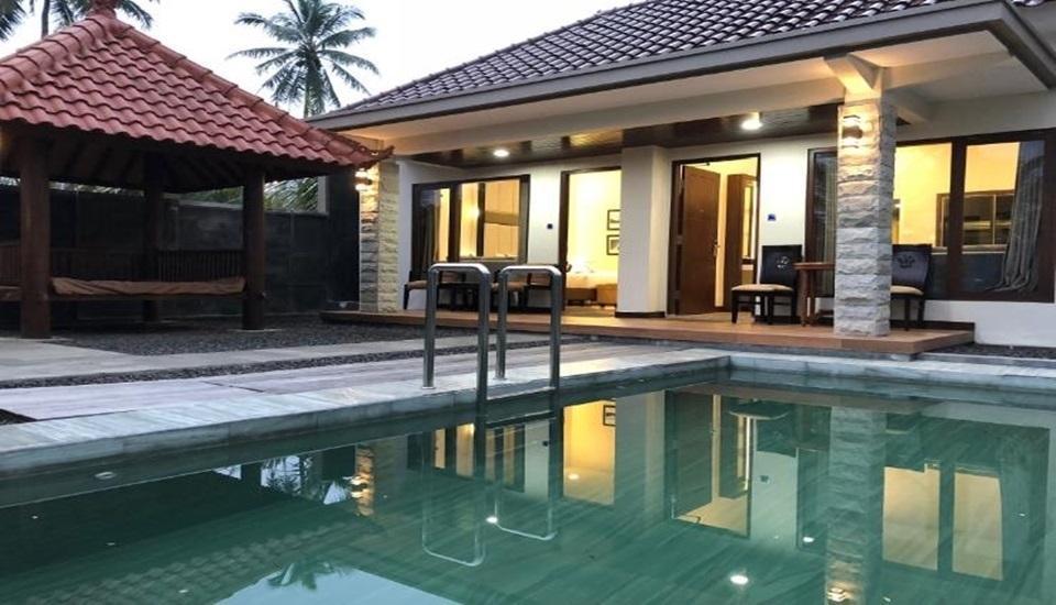 Grand Harvest Resort & Villas Banyuwangi - Private Villa 2 Bedrooms with Private Pool FLASH SALE