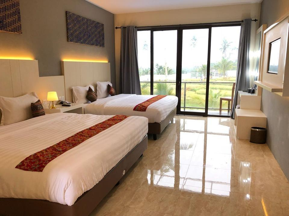 Grand Harvest Resort & Villas Banyuwangi - Family Suite with Direct Pool Access FLASH SALE