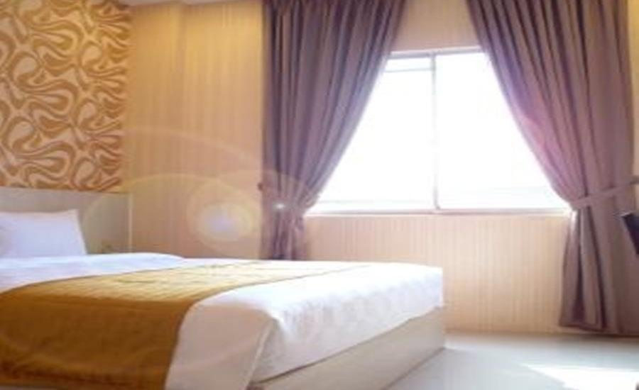 LJ Hotel Medan - Deluxe Room Regular Plan
