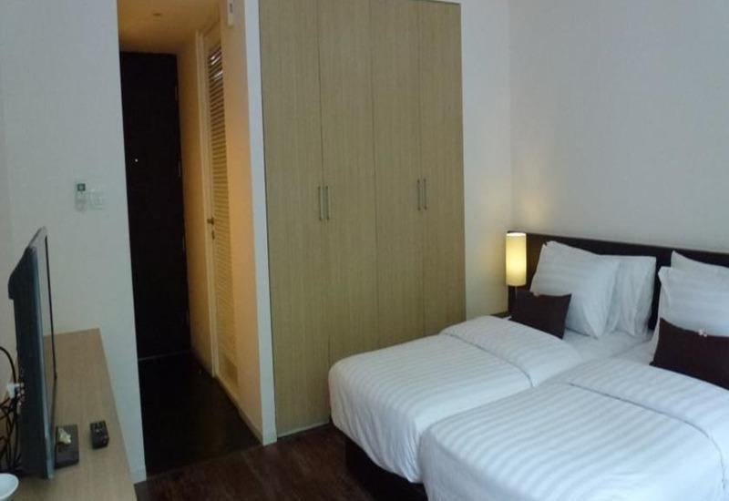 Allia Residence Bali - Deluxe Room Regular Plan