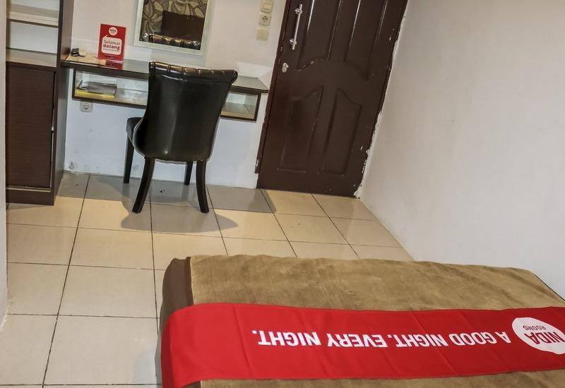 NIDA Rooms Aksara 144 Plaza Medan Tembung - Kamar tamu