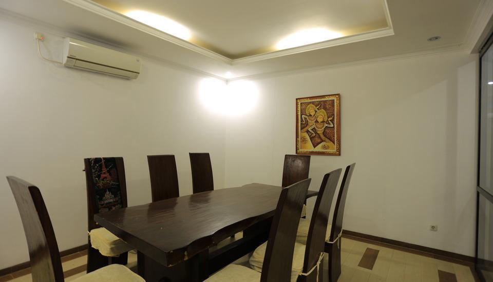 Pi Home Baciro Yogyakarta - Co Working Space tersedia untuk tamu dengan tujuan wisata