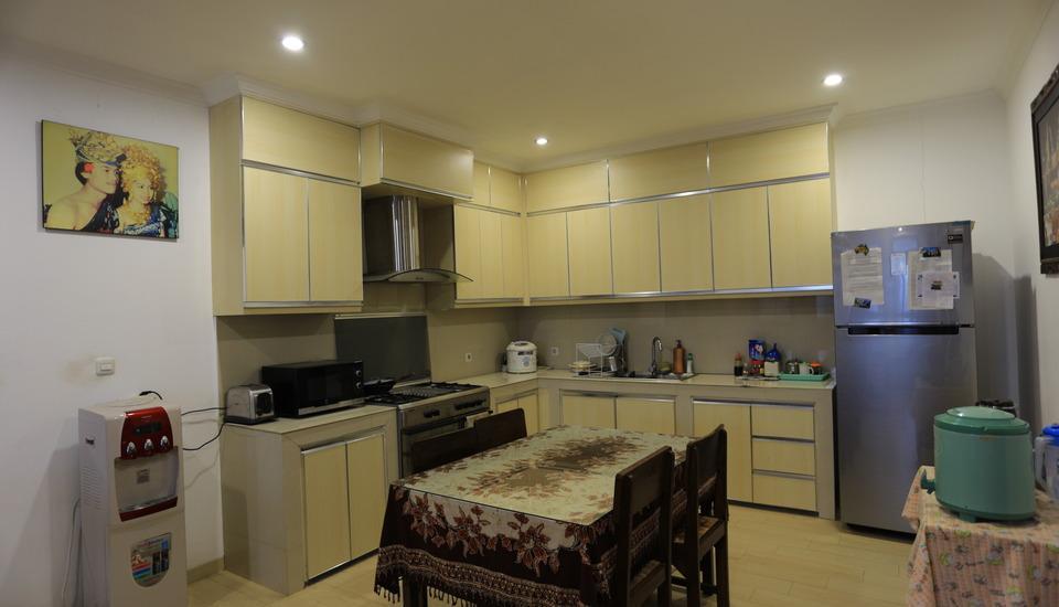 Pi Home Baciro Yogyakarta - Dapur tersedia untuk tamu 24 jam untuk tamu dengan fasilitas akses dapur