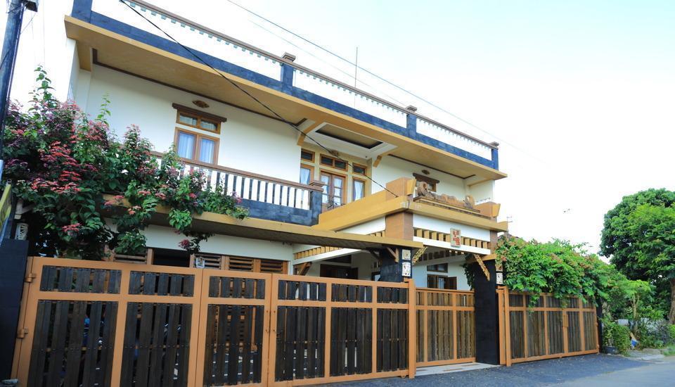 Pi Home Baciro Yogyakarta - Tampak Luar
