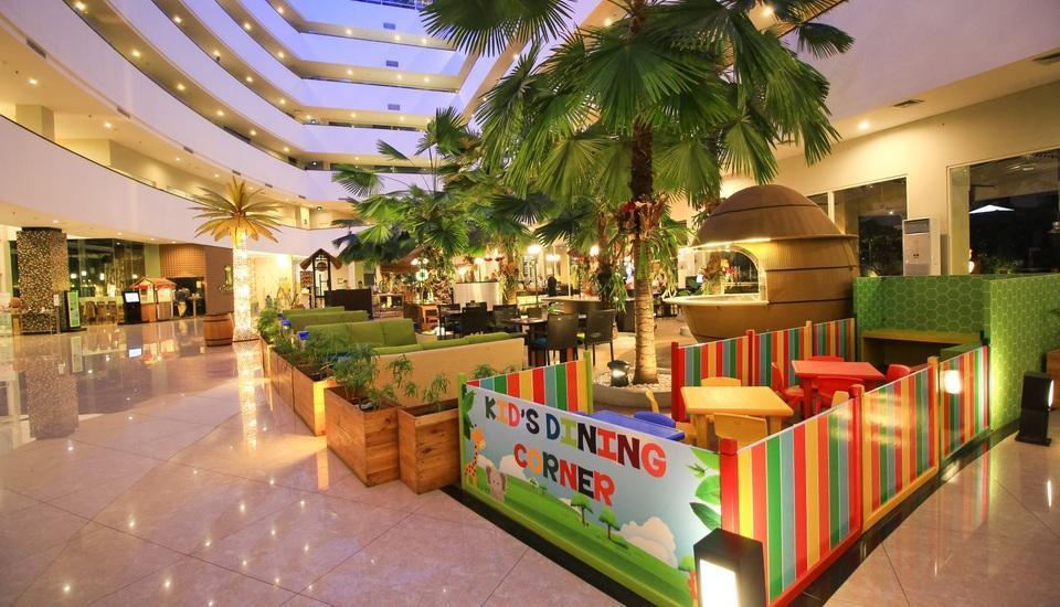 Aston Cirebon - Hotel Area