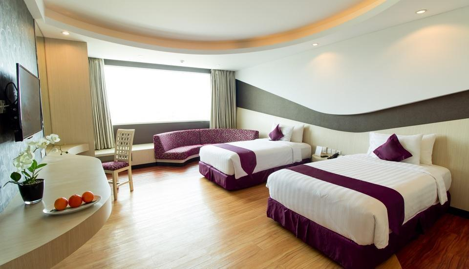 Aston Cirebon - Junior Executive Room Regular Plan