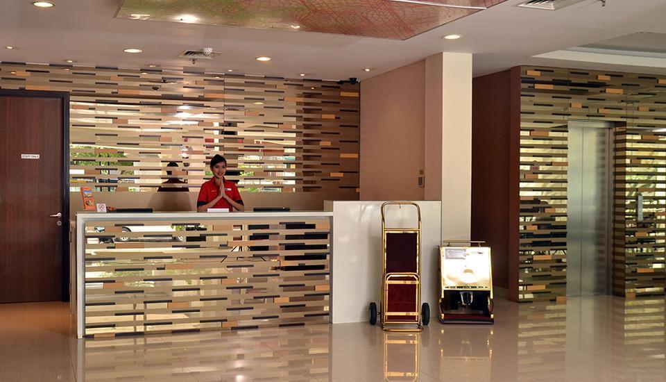 d'primahotel ITC Mangga Dua Jakarta - Front Office
