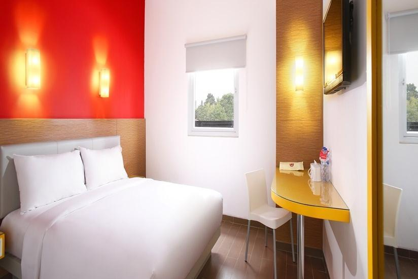 Amaris Hotel La Codefin Kemang - Kamar Tamu