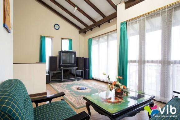 Villa G8 Istana Bunga - Lembang Bandung Bandung - 3 Bedrooms Villa Regular Plan