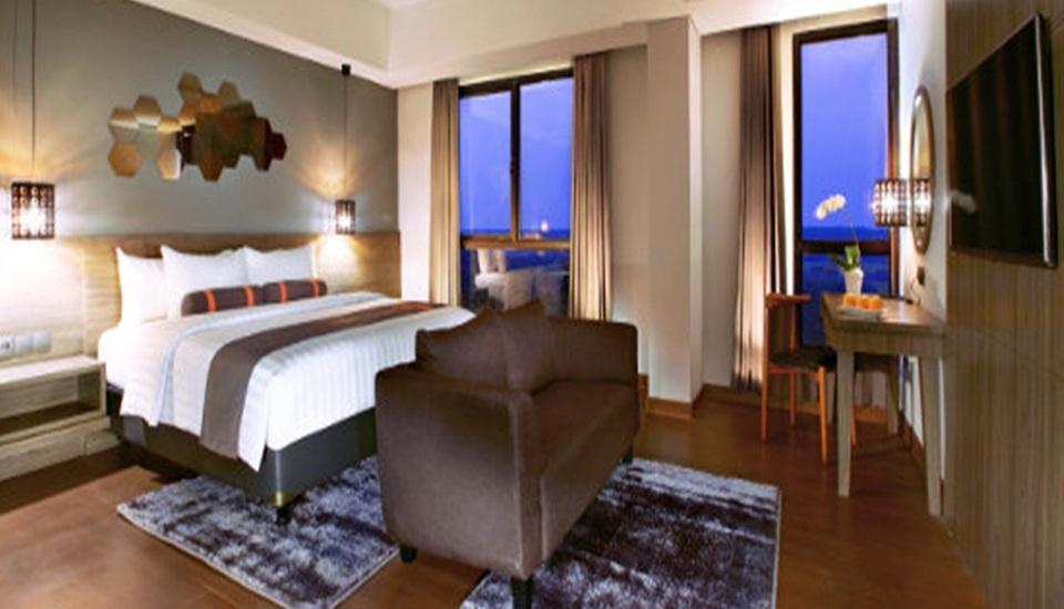Harper Purwakarta - Deluxe Room