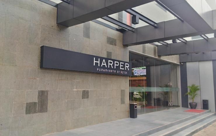 Harper Purwakarta - Exterior