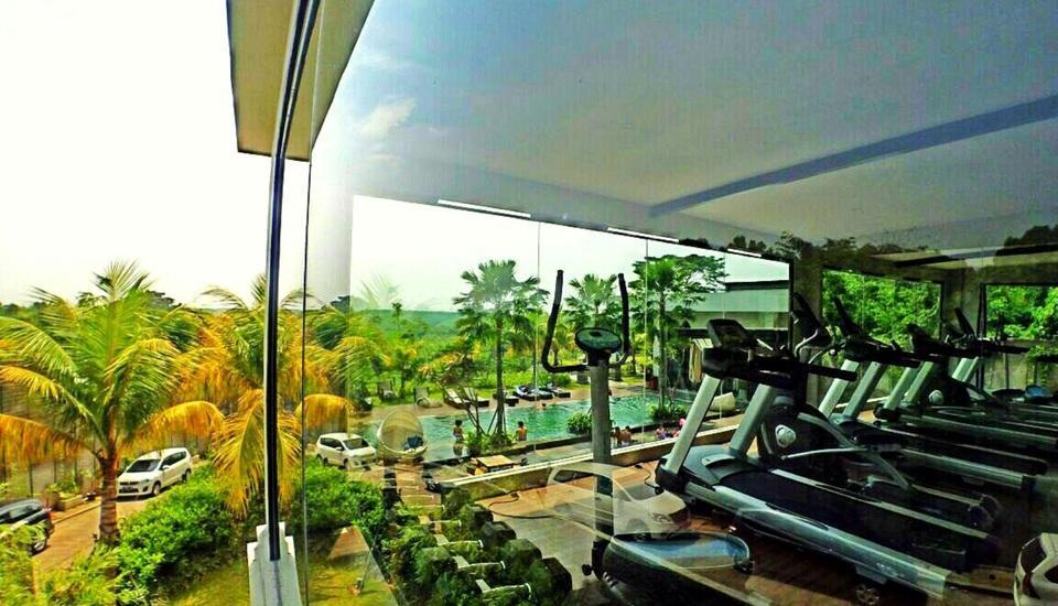 Harper Purwakarta - fitness