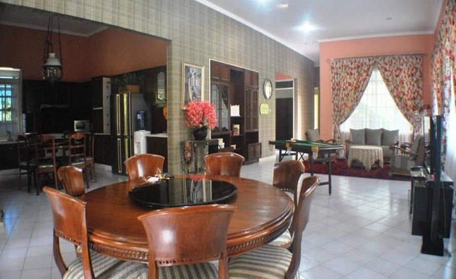 Elliottii Residence Cisarua Bogor - Interior