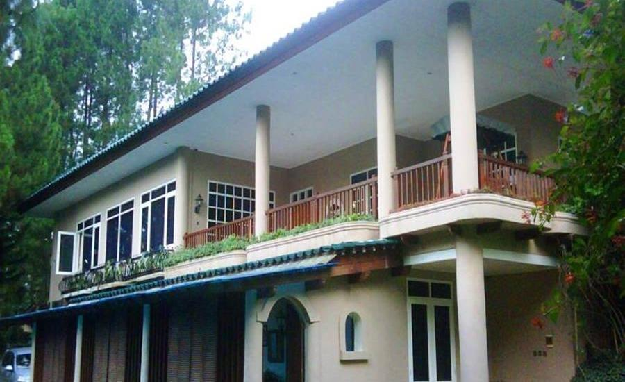 Elliottii Residence Cisarua Bogor - Eksterior