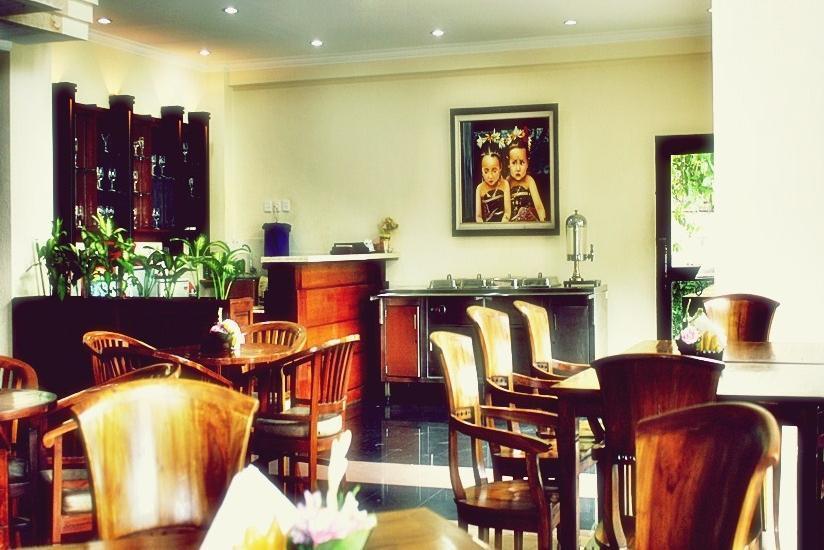 Hotel Nikki Bali - Ruang Makan