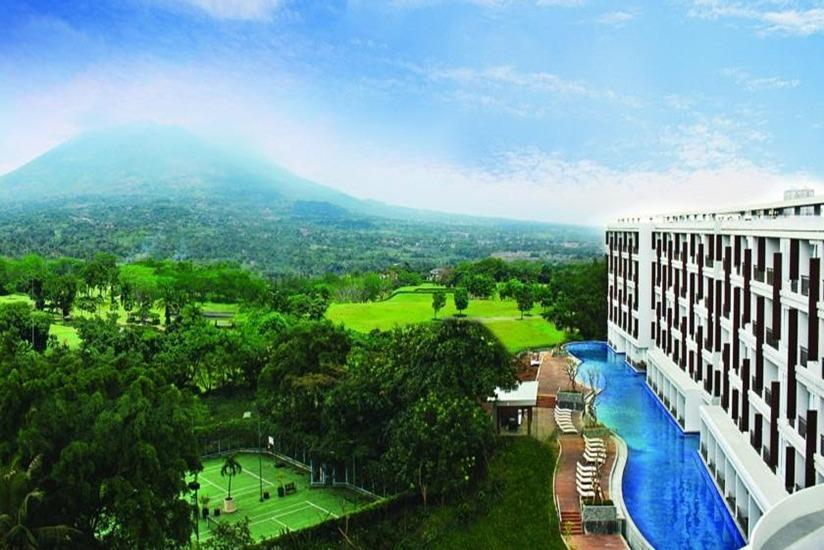 R Hotel Rancamaya - Pemandangan