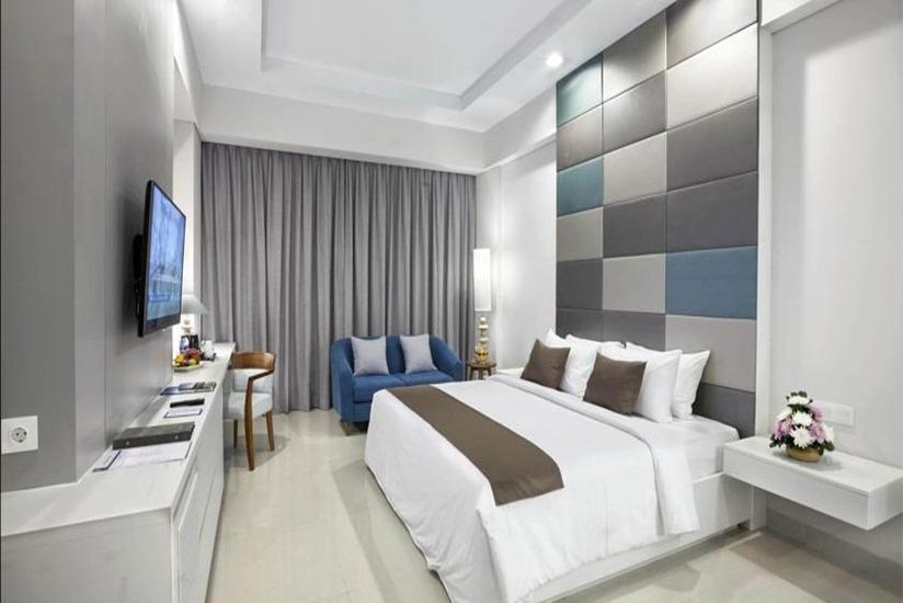 R Hotel Rancamaya - Kamar tamu