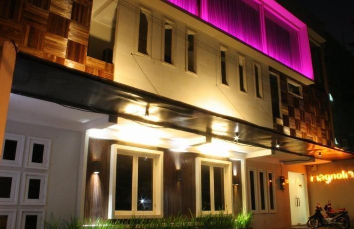 Magnolia Hotel Jakarta - s