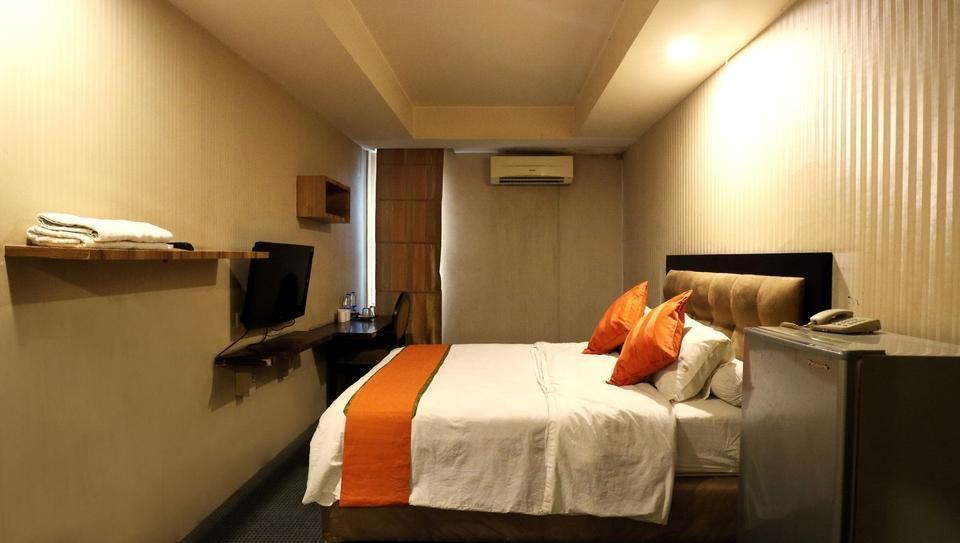 Magnolia Hotel Jakarta - Deluxe Room Only Regular Plan