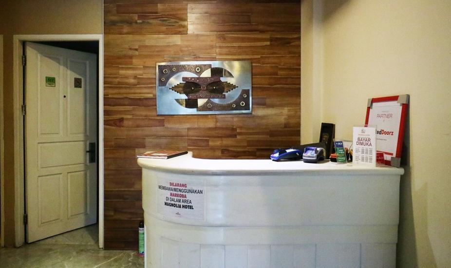 Magnolia Hotel Jakarta - lobby 3