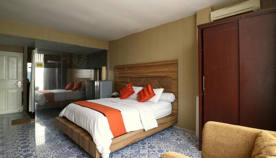 Magnolia Hotel Jakarta - superior 3