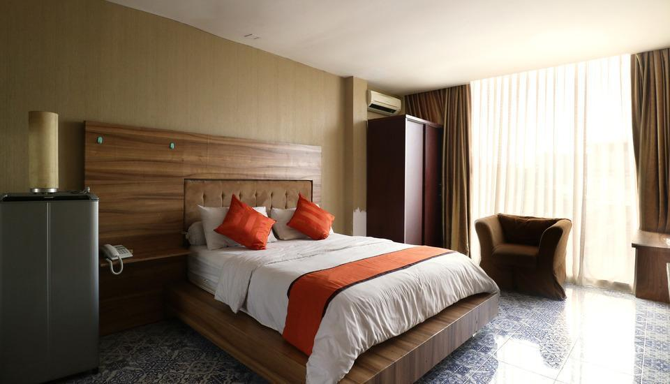 Magnolia Hotel Jakarta - Deluxe Room Only SUPER LAST MINUTE