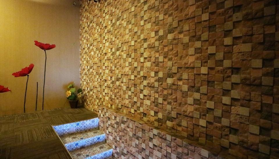 Magnolia Hotel Jakarta - corridor 4