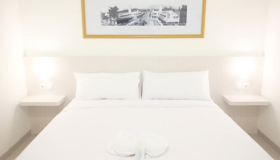 Victoria Boutique Residence Malang - double suite room