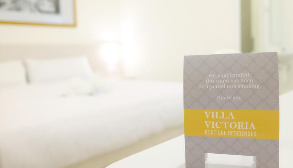 Victoria Boutique Residence Malang - DOUBLE SUITE ROOM Regular Plan