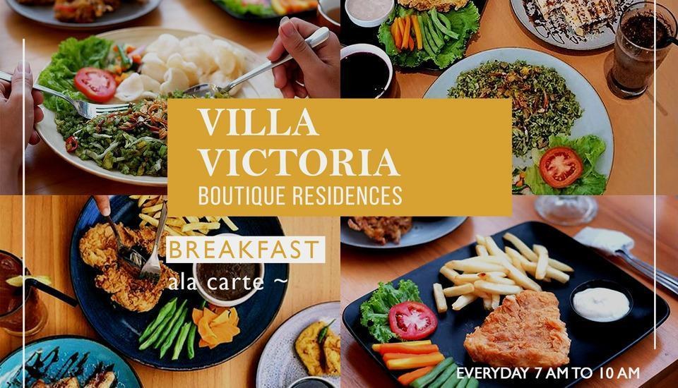 Victoria Boutique Residence Malang - FOTO UTAMA