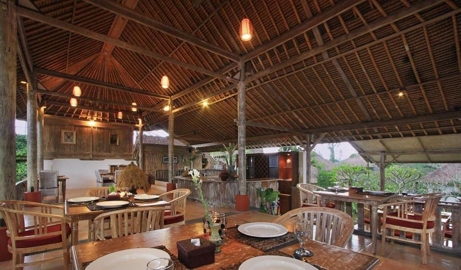 Chili Ubud Cottage Bali - The Chili Grill