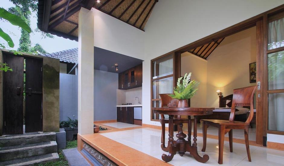 Chili Ubud Cottage Bali - Family Bungalow