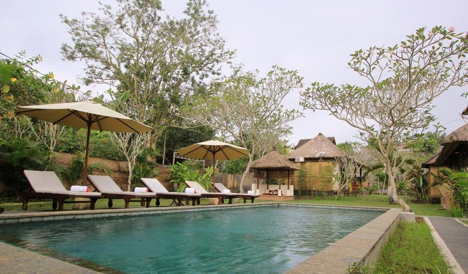Chili Ubud Cottage Bali - Kolam Renang