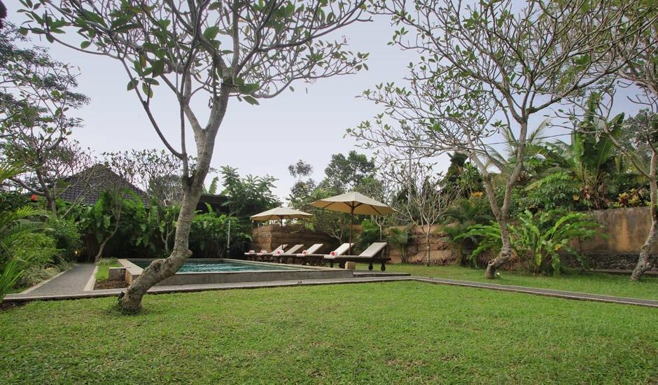 Chili Ubud Cottage Bali - Taman
