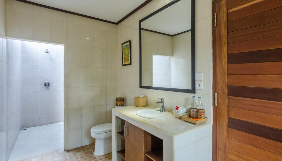 Chili Ubud Cottage Bali - bath room studio