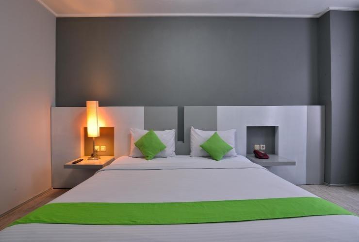 Hotel Grand Nanggroe Banda Aceh - deluxe double