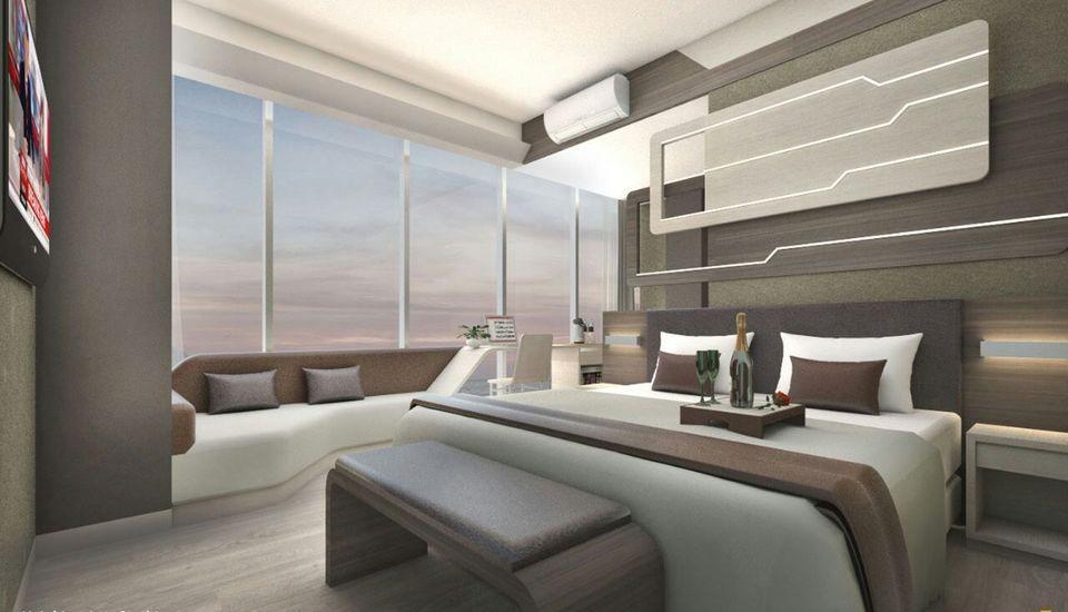 Luminor Hotel Jambi Kebun Jeruk Jambi - Executive Room