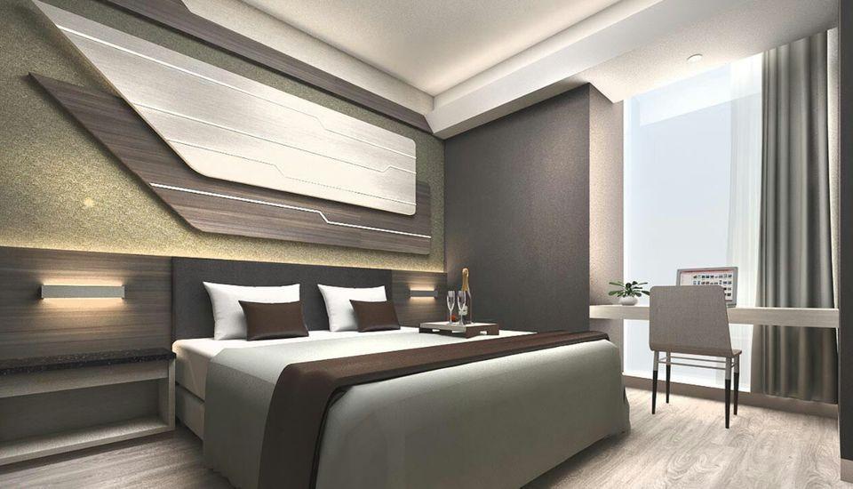 Luminor Hotel Jambi Kebun Jeruk Jambi - Deluxe Room