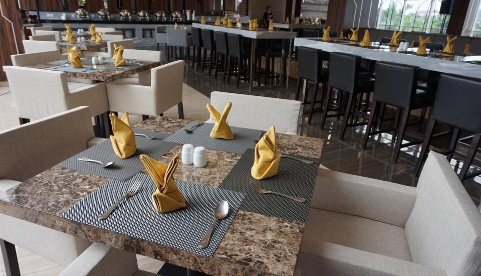 Luminor Hotel Jambi Kebun Jeruk Jambi - Rock N'Sugar Coffee & Bistro