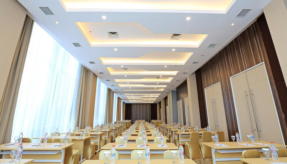 Luminor Hotel Jambi Kebun Jeruk Jambi - Luminor Ballroom
