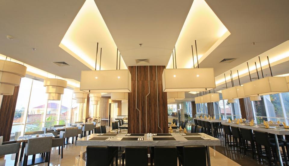 Luminor Hotel Jambi Kebun Jeruk Jambi - Rock 'N Sugar Coffee & Bistro