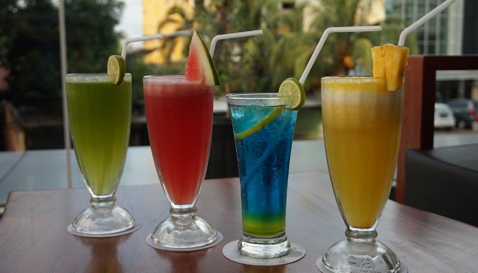 Luminor Hotel Jambi Kebun Jeruk Jambi - Mocktails