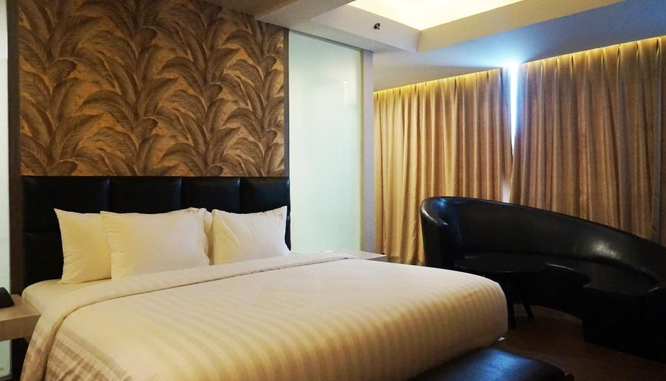 Luminor Hotel Jambi Kebun Jeruk Jambi - Suite Room Regular Plan