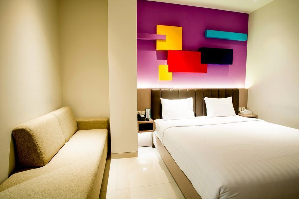 Zoom Dharmahusada Hotel Surabaya - Comfort Executive (Deluxe Executive) Regular Plan