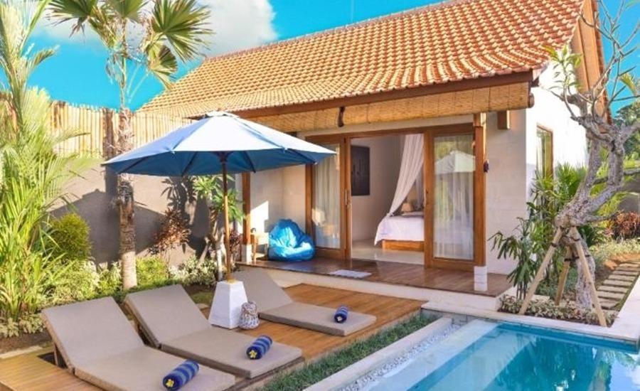 The Tamantis Villas Bali - Kolam Renang