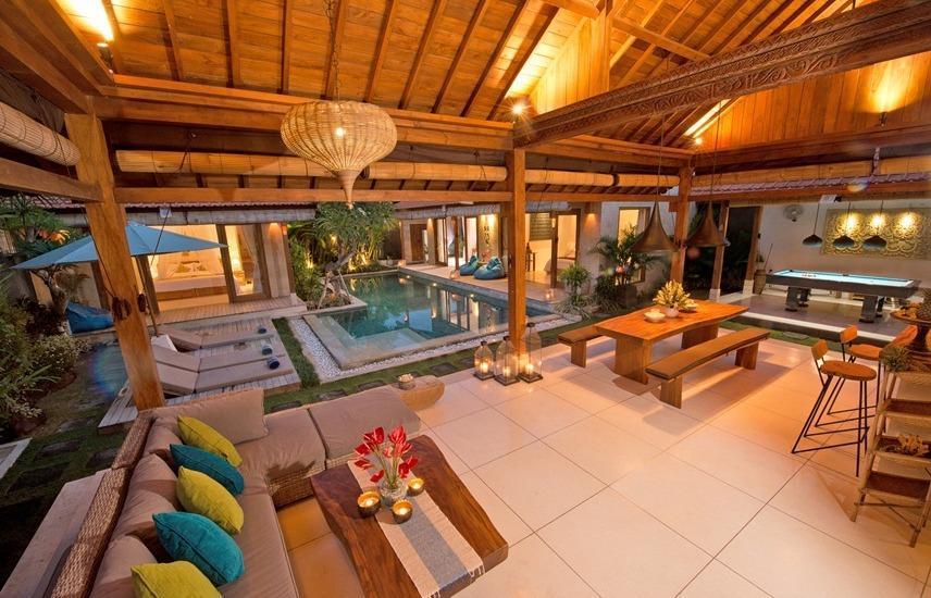 The Tamantis Villas Bali - Interior