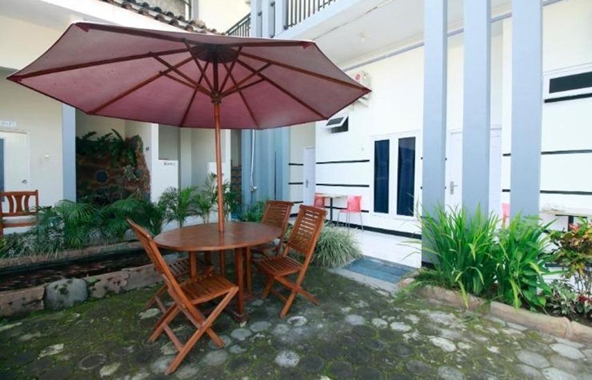 Pendowo Huis Guesthouse Yogyakarta - Eksterior